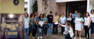 18F: Costa Rica también marchó por el fiscal