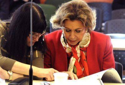 Condenan a María Julia Alsogaray a tres años y medio de prisión, pero no irá presa