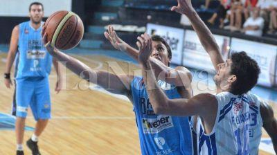 Liga Nacional de básquetbol: Bahía Basket cayó frente a La Unión de Formosa por 93-67