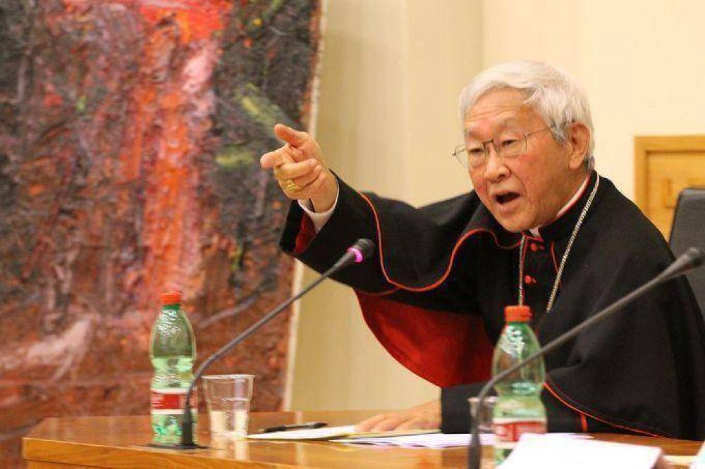 «Cardenal Zen, ¿tú no crees en los milagros?»