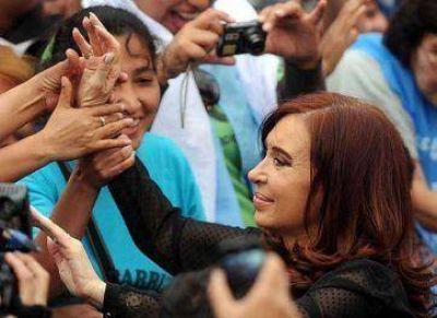 Con Milagro Sala al frente, CFK tuvo su 19F