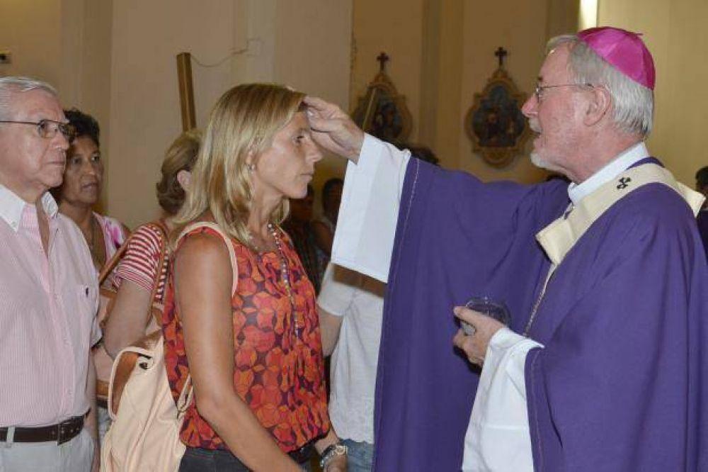 """Mons. Stanovnik: """"La Cuaresma también es un tiempo de conversión para la dirigencia"""""""