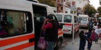Rondaría los $ 600 el costo de Transporte Escolar en Corrientes