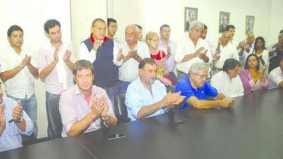 El Partido Justicialista proclamó a David como su único candidato a intendente