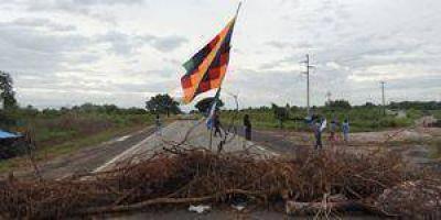 Se multiplican las protestas con cortes de ruta en toda la provincia