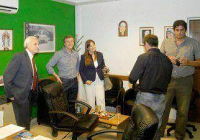 Tortoriello acordó ser el candidato de la CC-ARI