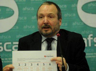 Sabbatella critic� nuevo fallo contra la adecuaci�n de oficio del Grupo Clar�n