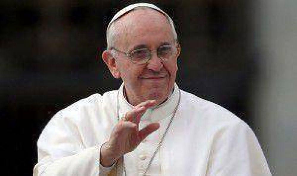 """Para el Papa, """"pagar sueldos en negro es un pecado gravísimo"""""""