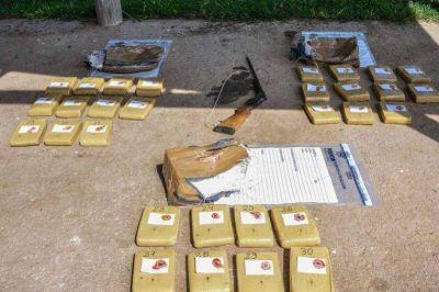 Desbarataron una banda narco que operaba en el centro norte provincial