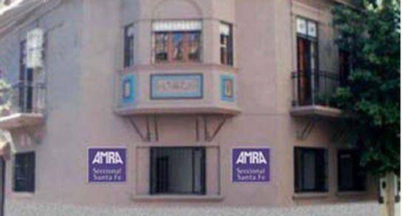 Provincia convocó a AMRA
