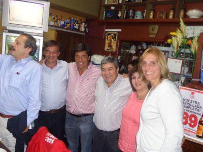 """""""En Mar del Plata, en la Provincia y en la Nación se viene un cambio radical"""""""