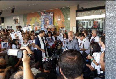 A 3 a�os de la tragedia de Once los familiares de v�ctimas volvieron a pedir justicia