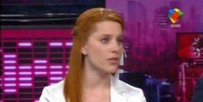 Agustina Kämpfer, la panelista más