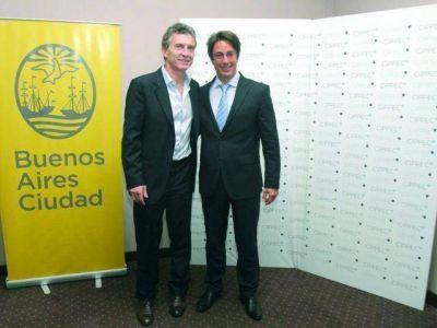 Acuerdo entre Mauricio Macri y Lole Reuteman