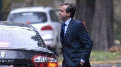 Ciccone: Vandenbroele hablar� hoy con el juez y podr�a definirse su extradici�n