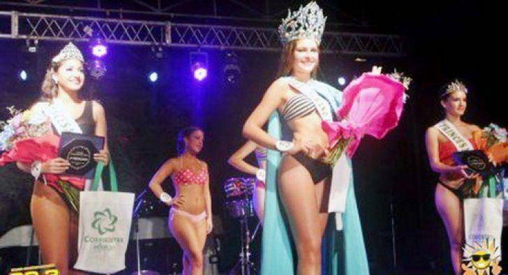 Camila Romero es la Reina de la 19ª Fiesta del Verano