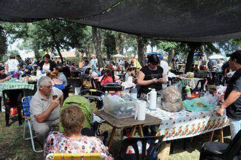 Los mec�nicos celebraron su d�a con asado y baile