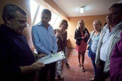 Avanzan los trabajos de OSSE en las escuelas provinciales