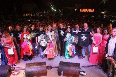Roc�o Colunga, reina de la Fiesta de la Cerveza Artesanal