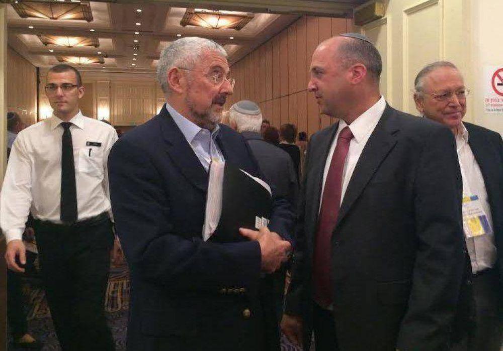 La Agencia Judía para Israel se enfrenta a críticas por el manejo de su presupuesto