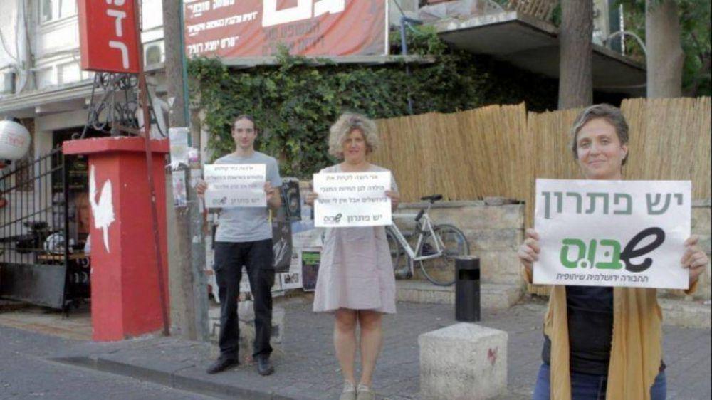 """Shabus"", una cooperativa de autobuses para viajar durante Shabat en Jerusalem"