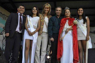 Pichetto y García Larraburu participaron del 94 aniversario de Pilcaniyeu