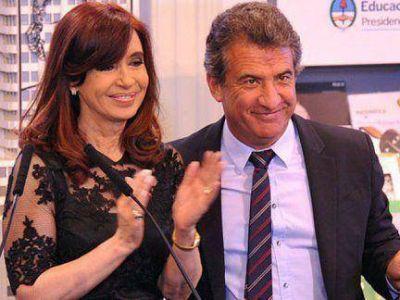 Urribarri coincidió con las críticas de Cristina a la marcha del 18F