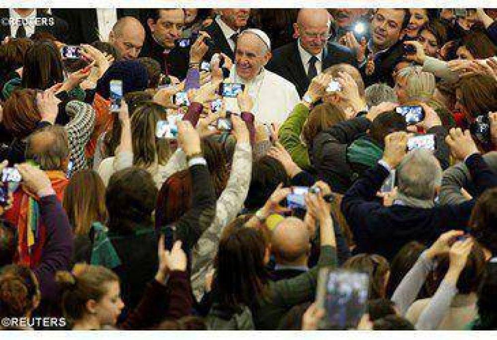 El Papa a los miembros del crimen organizado: conviértanse y abandonen el mal