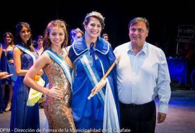 Rocío Bolaños se coronó como la Reina del Lago Argentino 2015