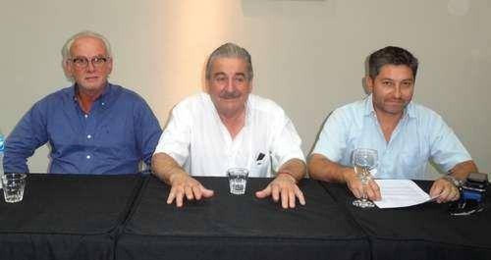Integrantes del Frente UNEN deliberaron en Balcarce
