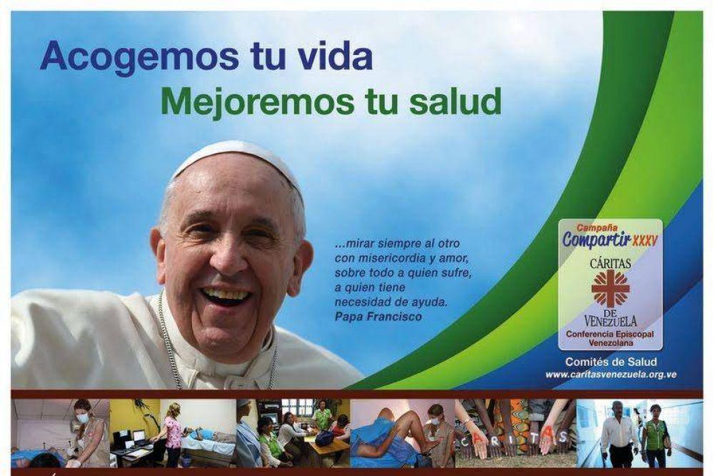 Venezuela: Iglesia lanzó la Campaña Compartir 2015