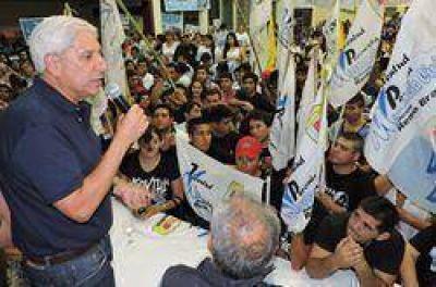 Fuerte apoyo de la JP santiagueña al proyecto nacional y popular de CFK