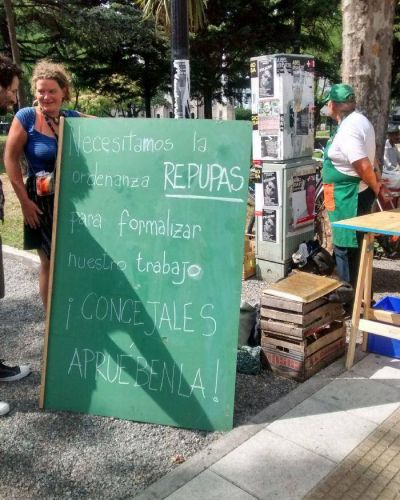 """""""La falta de compromiso de ciertos bloques políticos han dejado a la ordenanza de RePUPAS en el tintero"""""""