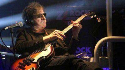 Charly García estuvo en Viudas e Hijas del Rock and Roll y presentó un tema inédito