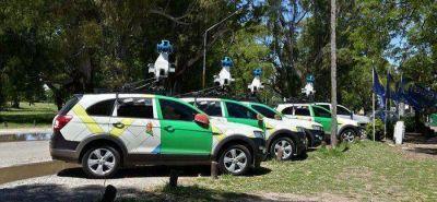 """Chascomús entra al mundo a través de Google Street View: """"Seguirán viendo a nuestros autos de tanto en tanto en la ciudad"""" aseguraron desde Google a El Cronista"""