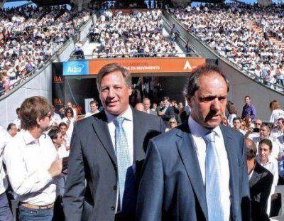 """Budassi se prueba el traje de candidato: """"Bahía tiene que renovar su impulso"""""""