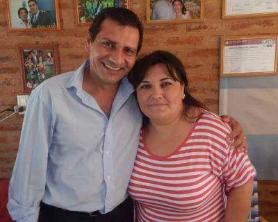 Mariela Almirón será la candidata a Intendente de General Vedia