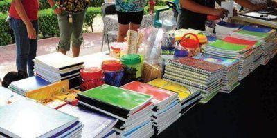 Ciclo lectivo: acuerdan precios por la canasta escolar 2015