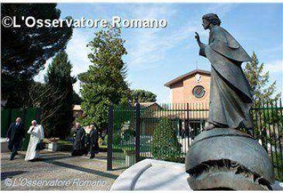 Ejercicios espirituales de la Curia Romana: Síntesis de la segunda jornada