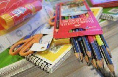 Gobierno y librerías acordaron precios referenciales en útiles