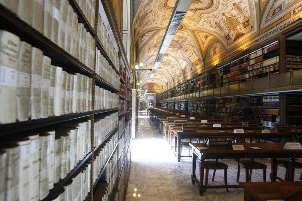 Vaticano; avanzan la biblioteca digital y la obra de divulgación
