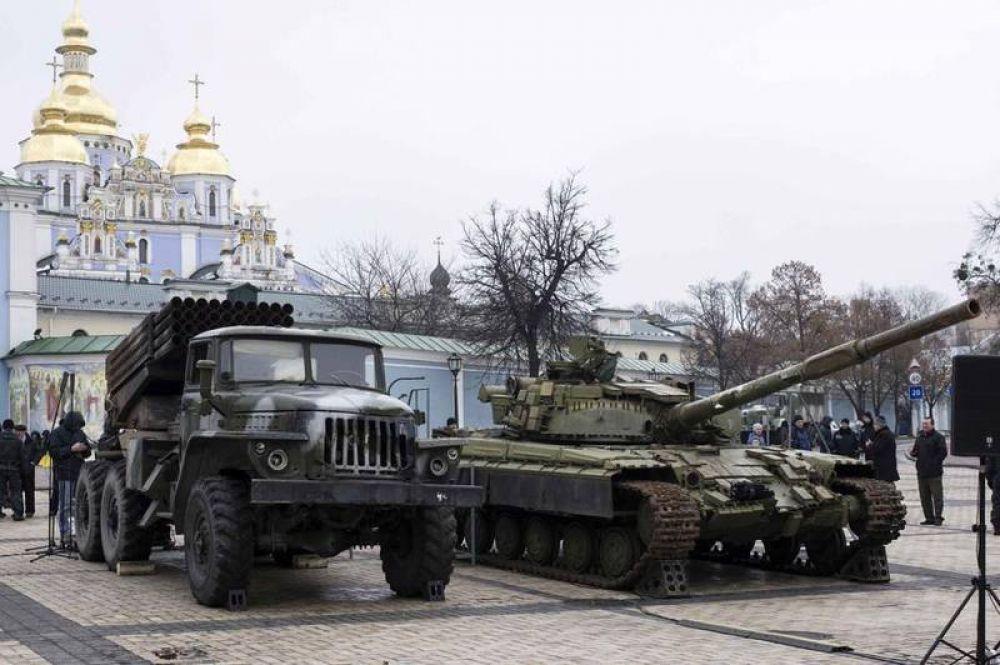 Shevchuk: «En Ucraina se vive la mayor catástrofe después de la guerra»