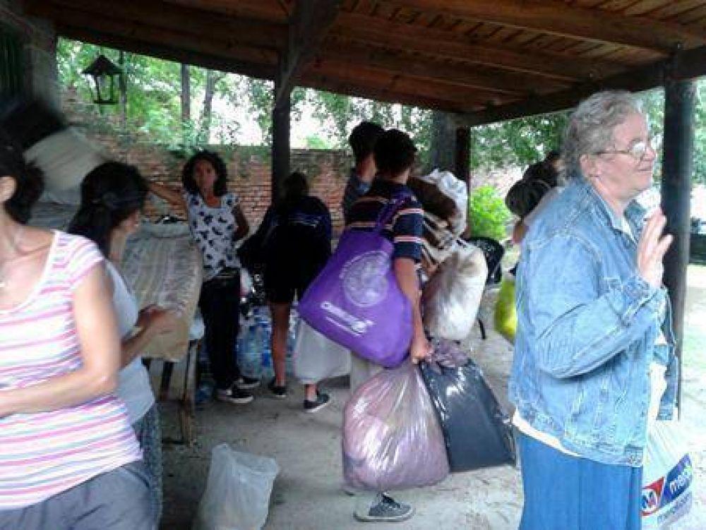 Cáritas da cuenta de la ayuda solidaria