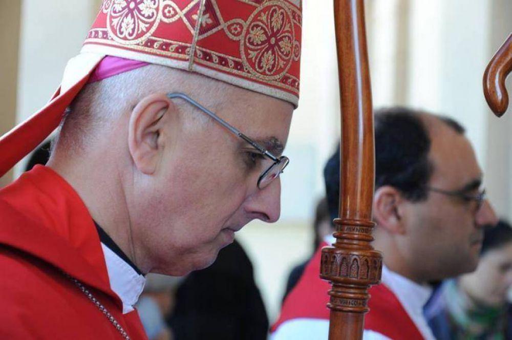 """Mons. Olivera: """"Pidamos verdad y justicia para nuestra Patria"""""""