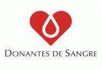 M�s donantes voluntarios de sangre