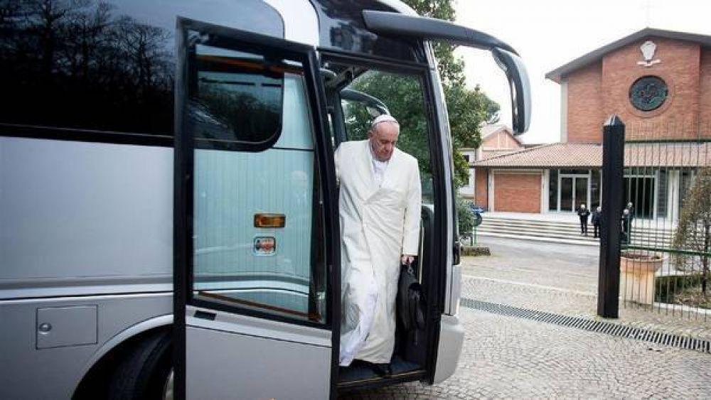 El Papa acepta una invitación para viajar a Ucrania