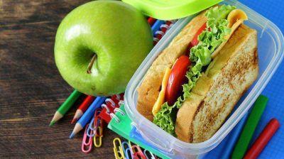 Alimentación saludable también en época de clases