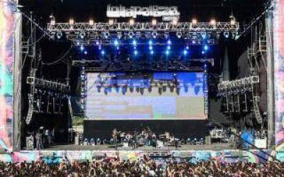Lollapalooza 2015: Conocé la grilla completa día por día