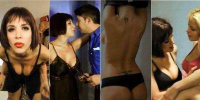 Las escenas calientes Andrea Rincón en la piel de una prostituta