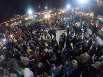 Más de 60 mil personas pasaron por la Fiesta de la Cerveza Artesanal